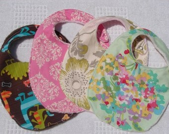 The Couture Mama Small Size Bib- YOU Choose the Fabric