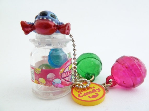 Stitch Disney Candy Land Necklace great for your theme party