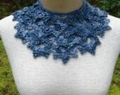 Crochet Pattern PDF - Beaded Crochet Jewelry Set - PA-142