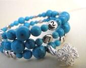 Turquoise Nursing Bracelet