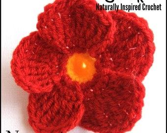 Nasturtium Crochet Pattern PDF
