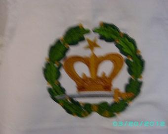 Order of Amaranth Canvas Totebag