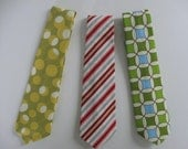 Close Out Sale--A Tie for a Young Guy 1 to 3 years of age--Last Available  (K)