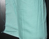 Turquoise Linen SUPER SALE