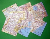 2 table tallies, USA maps, set 2B