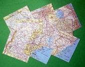 2 table tallies, USA maps, set 2B