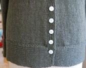 Raglan Cardigan Pattern