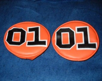 General Lee Off Road Light Covers