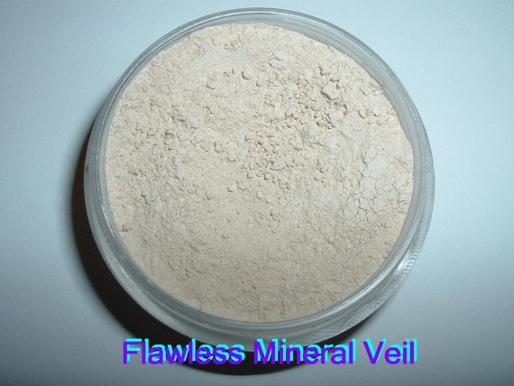 Flawless Mineral Veil  20gr Jar Finishing Powder Look Instantly Younger