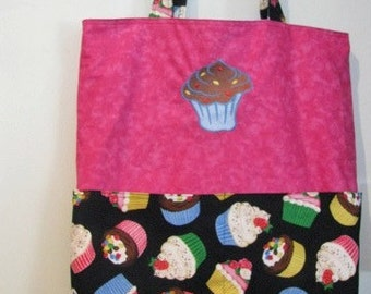 Cupcakes Eco Friendly Tote, Purse, Bag