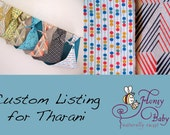 Custom Listing for Tharani - Pet Kerchief
