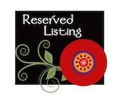 Reserved Listing for nikki120 - Halloween Gourd Jack-O-Lantern Candy Dish and Halloween Gourd Jack-O-Lantern