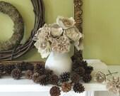 Matilda Bloom - Plush Fabric Flowers for the Home - Custom Colors