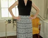 SALE // Heavenly Bohemia Print Maxi Dress- S