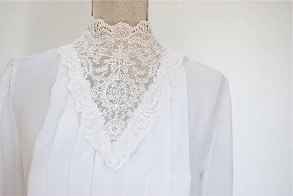 Vintage Lace Worthington Shirt