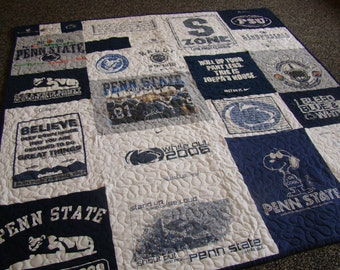 Custom T-shirt Quilt - Lap - No Money Down