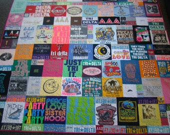 Custom Memory T-shirt Quilt - Max - No Money Down