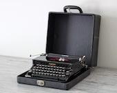 RESERVED 1930's corona standard portable typewriter