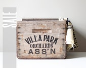 industrial orchard crate