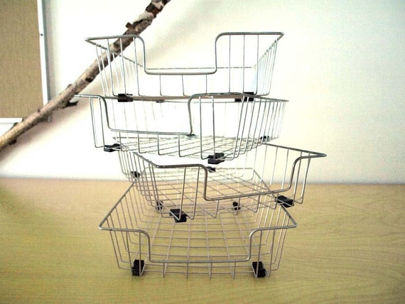 RESERVED...industrial wire basket