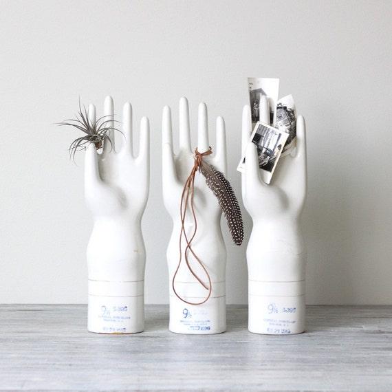 porcelain glove mold