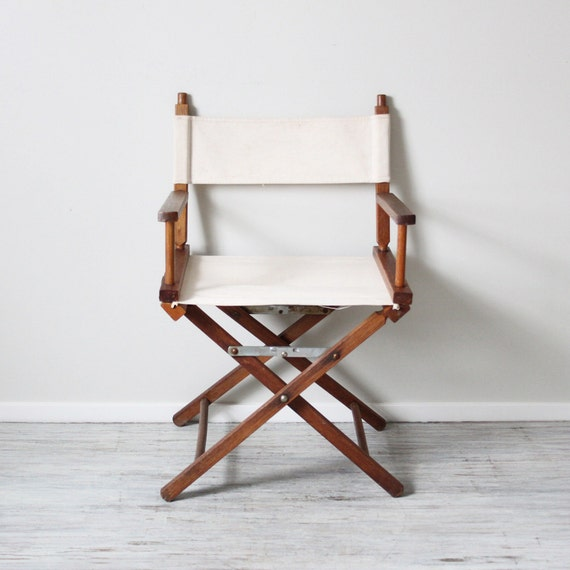 Reserved Canvas Directors Chair