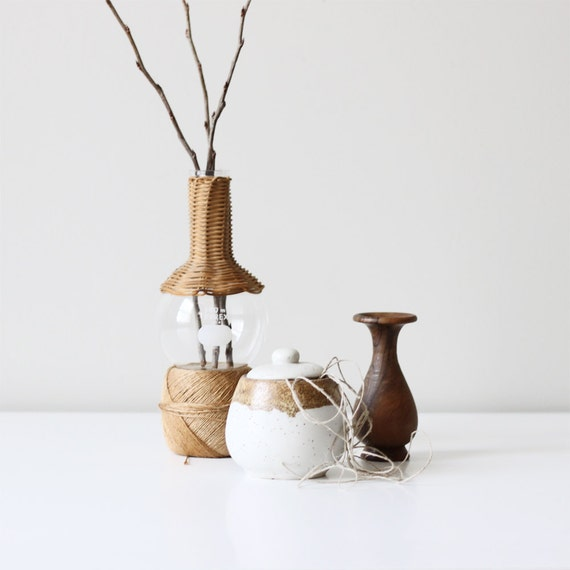vintage vase collection