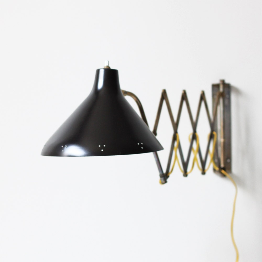 Scissor Reading Wall Lamp