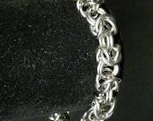 Binzantine Bracelet/Anklet Stainless Steel 16 Gauge