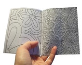 Simply Abstract Seriously Baroque Coloring Book