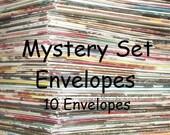 Envelope Mystery Set Grab Bag 10 Pack
