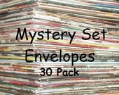 Envelope Mystery Set Grab Bag 30 Pack