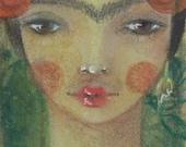 Artist Print - Frida