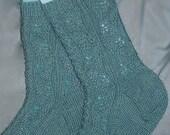 Ona's Lace Socks