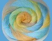 Hand Painted, Hand Dyed, Aunt Lydia's Size 10 Crochet Thread, Excellent Quality - FIELD and STREAM