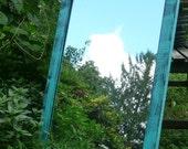 Santa Fe Farmhouse Mirror