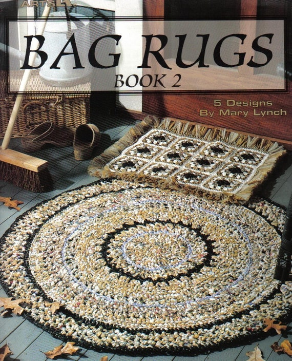 Crochet Rugs From Plastic Bags Pattern Book