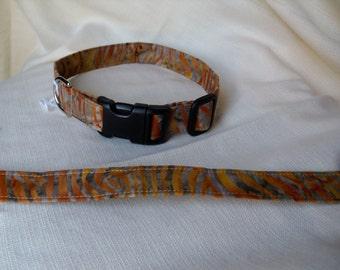 Batik Collar
