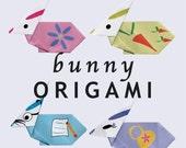 Bunny Origami Kit