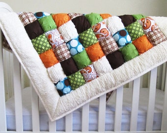 How to Make a Puff Quilt Pattern PDF File