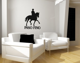 Horse decal-Horse sticker-Quote decal-Quote sticker-Horse wall decor-22 x 28 inches