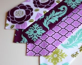 The Beau- men's aviary in lilac collection neckties- choose your favorite print
