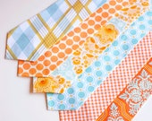 The Beau- citrine collection neckties for boys of all ages- choose your favorite