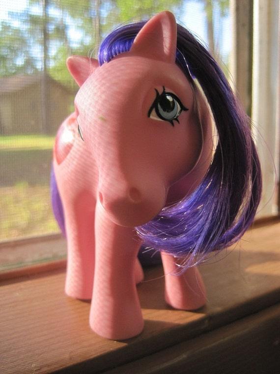 Vintage My Little Pony - G1 Heart Pony