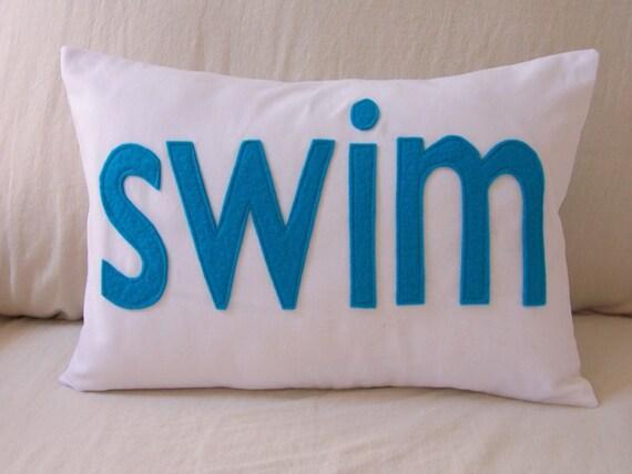 Swim Pillow