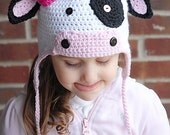 MOO Cow Hat SPECIAL PRE-HALLOWEEN SALE
