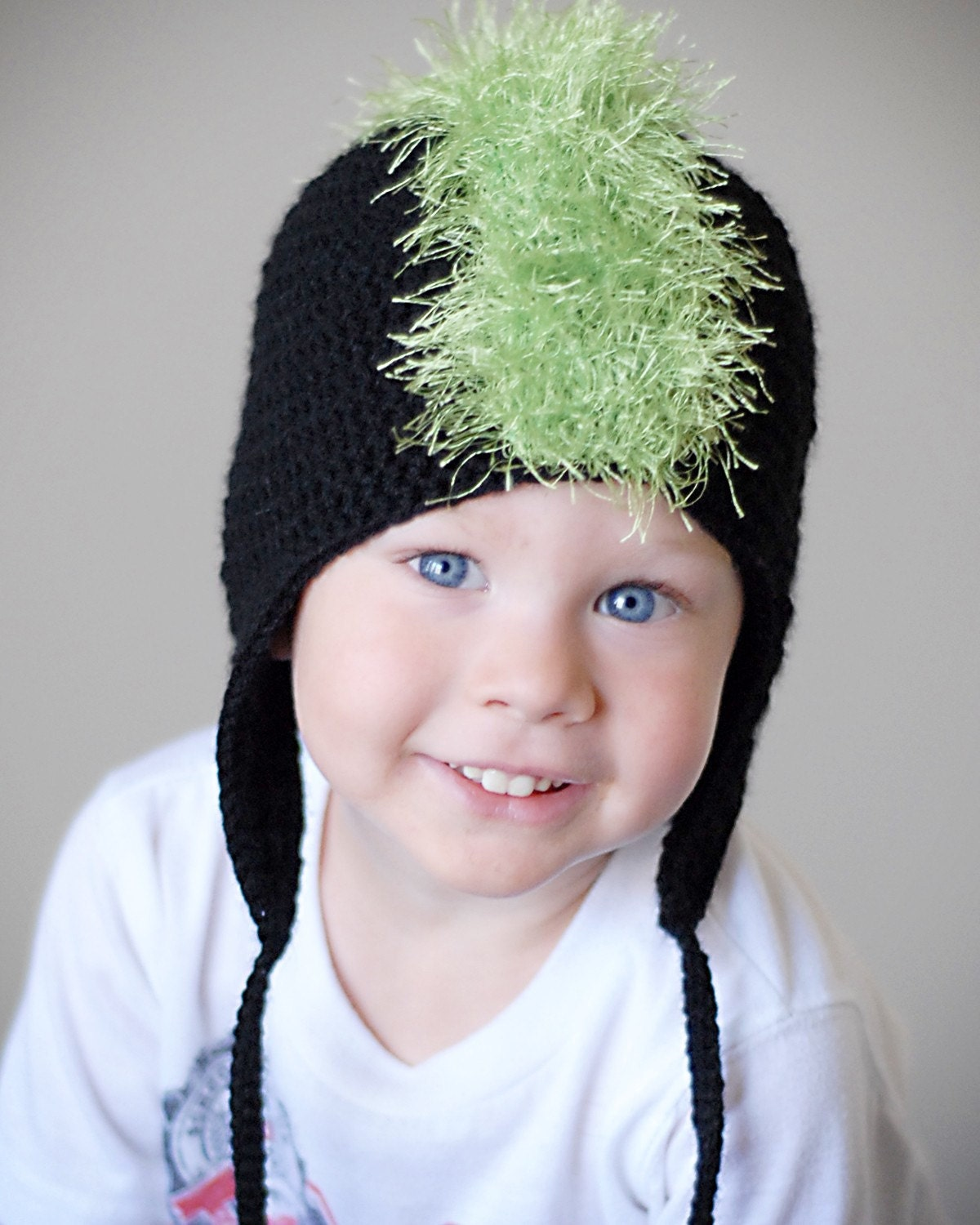 Diesel Mohawk Hat Pattern by adrienneengar on Etsy