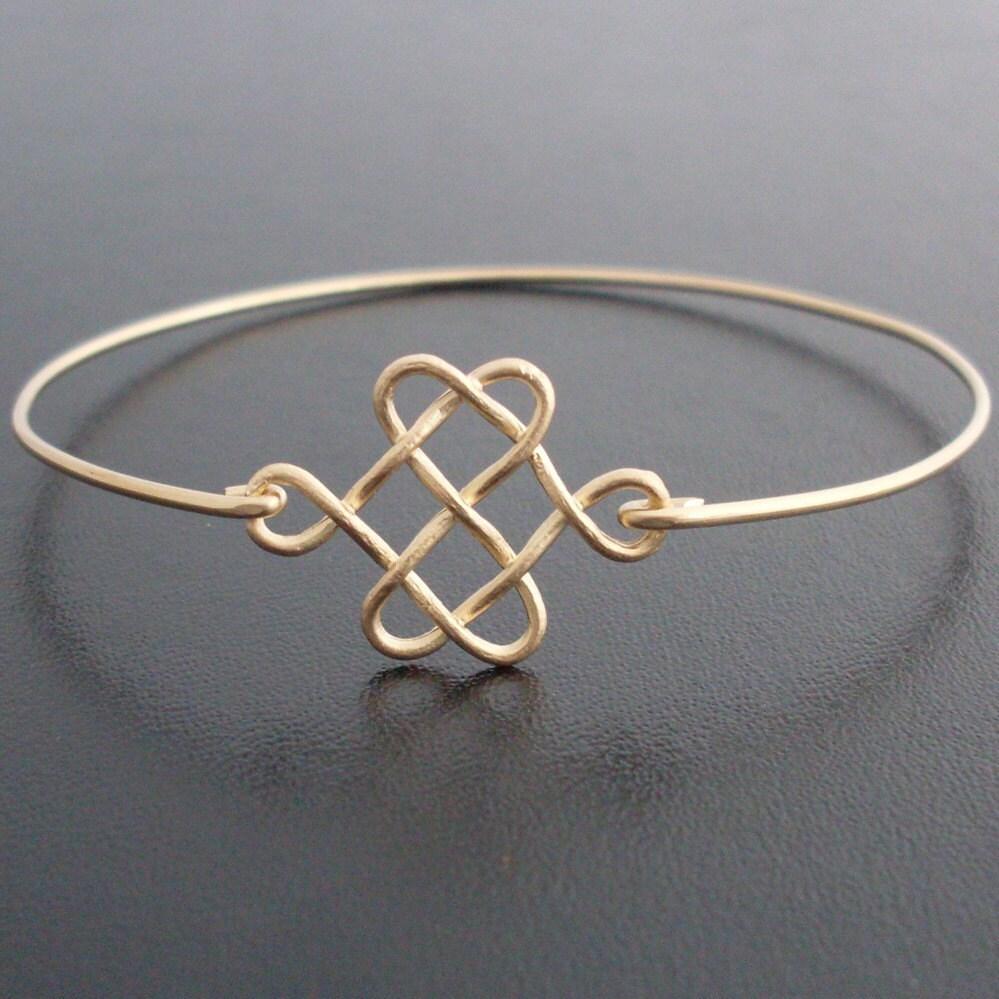 celtic knot bracelet celtic knot jewelry golden knot. Black Bedroom Furniture Sets. Home Design Ideas