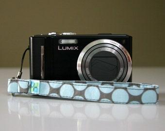 Point & shoot camera wrist strap