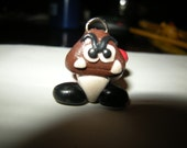 Super Mario Brothers Goomba Charm
